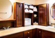 תכנון ארון אמבטיה